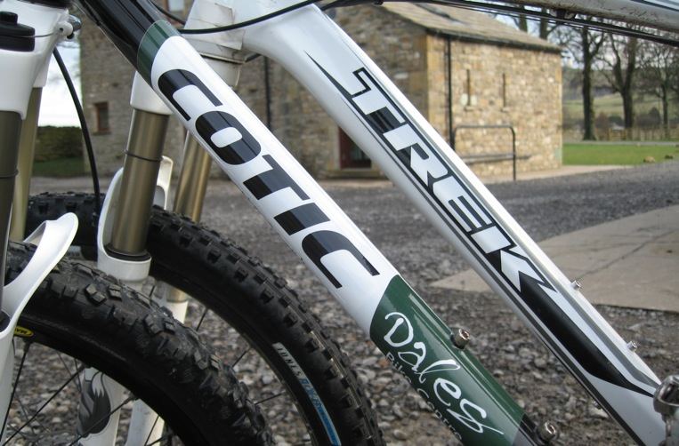 Cotic Trek Demo Dales Bike Centre