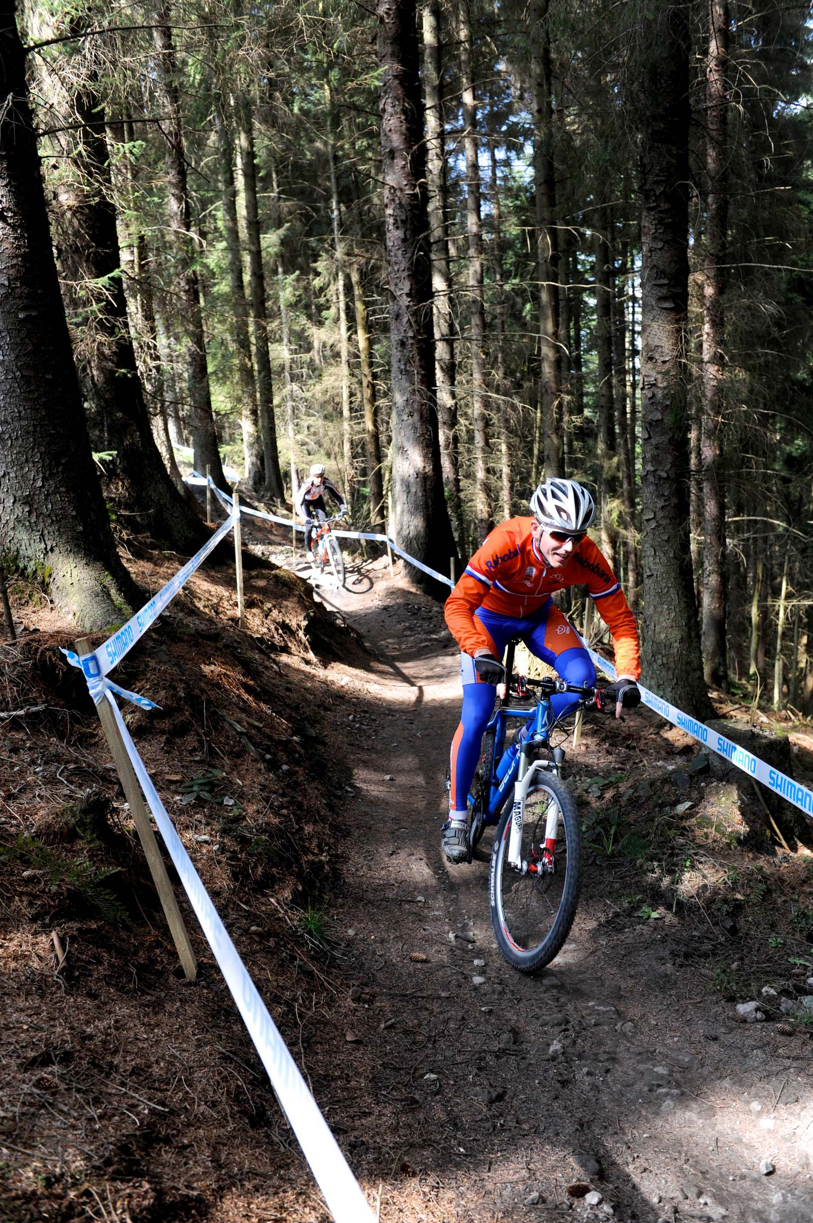 Uci Mtb Xc World Cup In Dalby Forest The Pro S Have