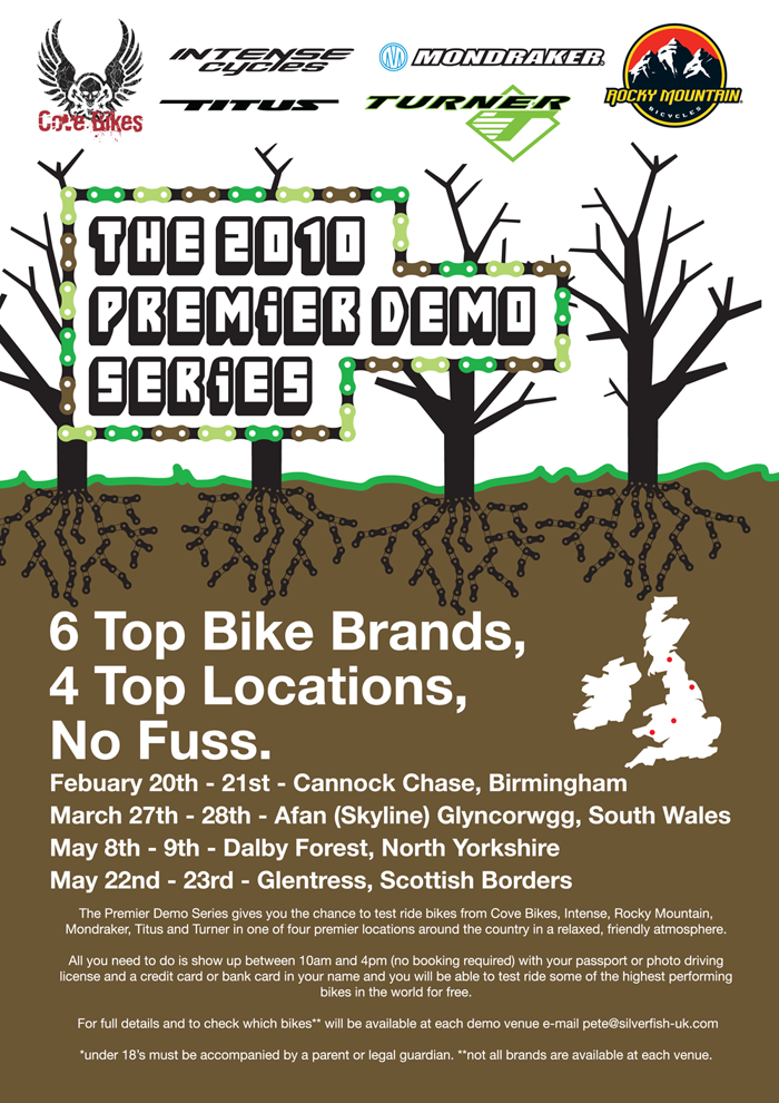 A4 2010 Premier demo series poster WEB
