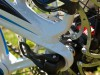The QR 12x142 Syntace system and post mount rear brake - that lever looks familiar...