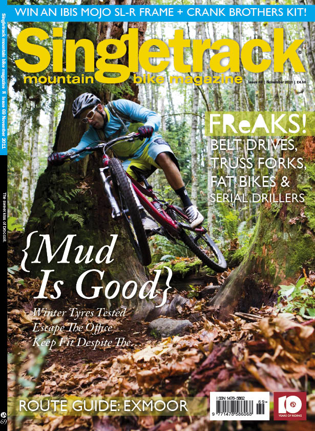 Singletrack Magazine Issue 69 (2)