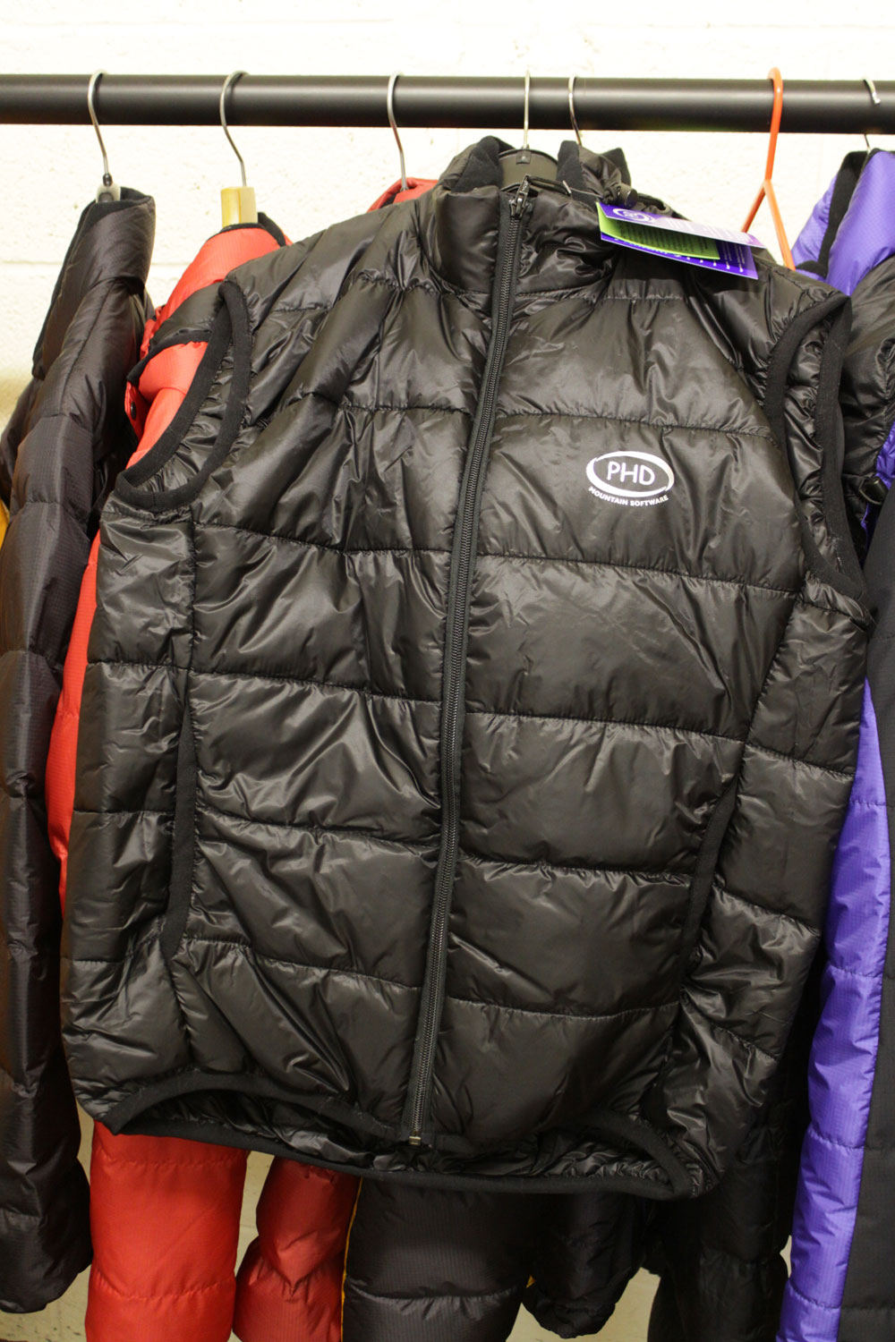Primaloft is far more suitable for wet conditions like Scottish ice  climbing than down 123655f41