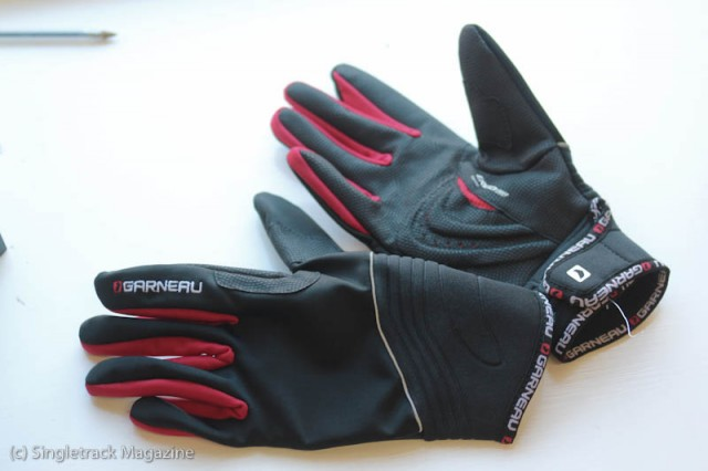 Louis Garneau Sotchi gloves