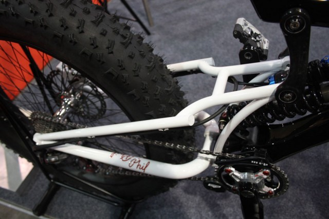 Sycip fat bike