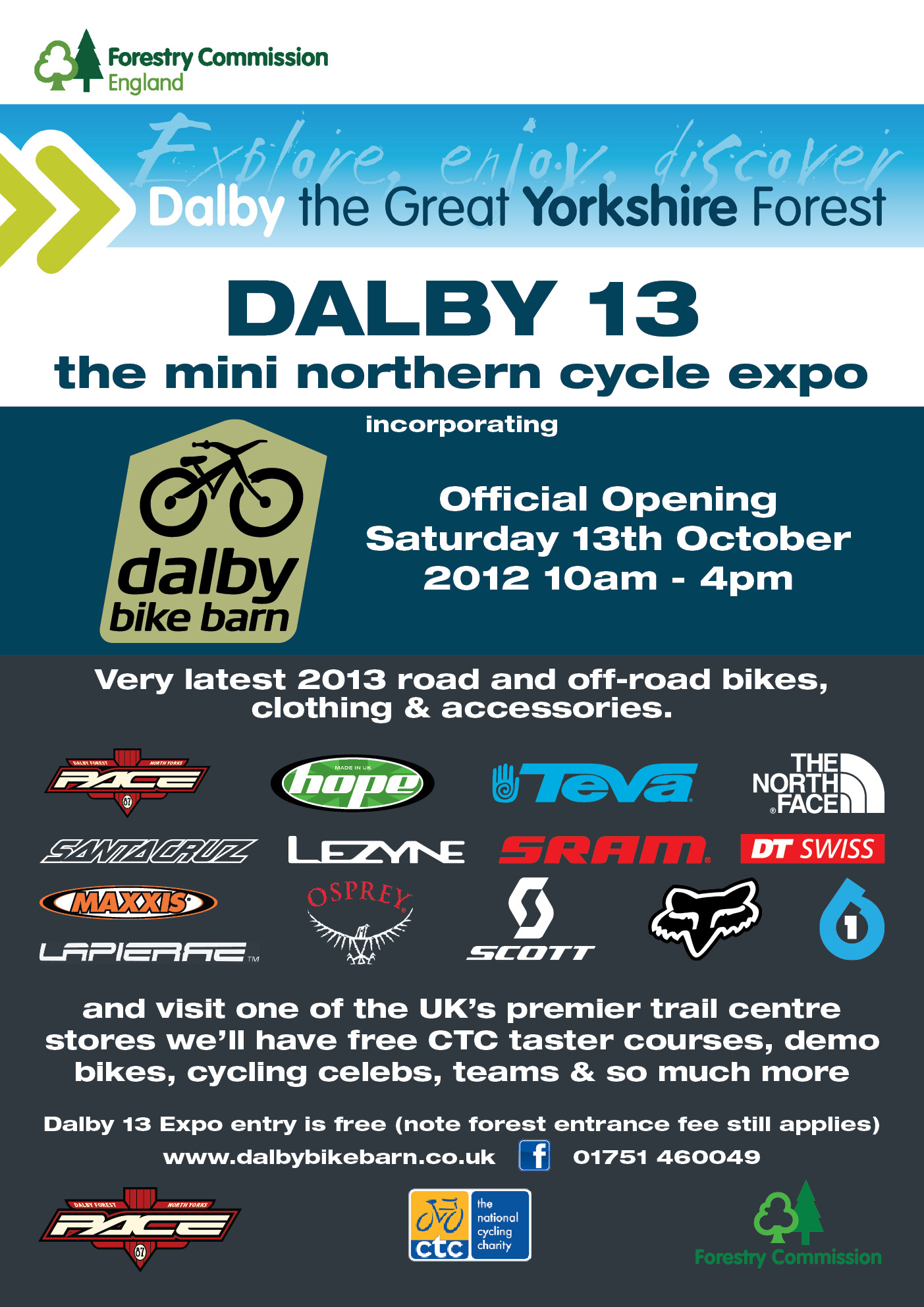 dalby 13 poster
