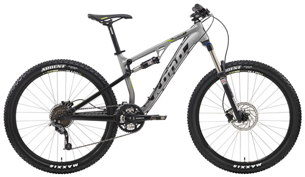 "The new Precept DL: 27.5"" wheels, Trail geometry, creating bikes that create riders, £1699"