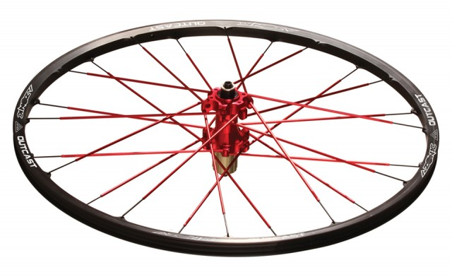Outlaw wheelset-  now in 26in!