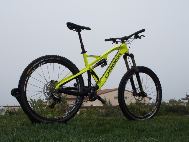 Fluoro, XX1 and carbon wheels