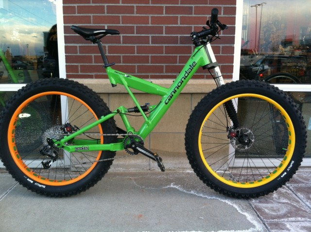 The coolest Cannondale around?