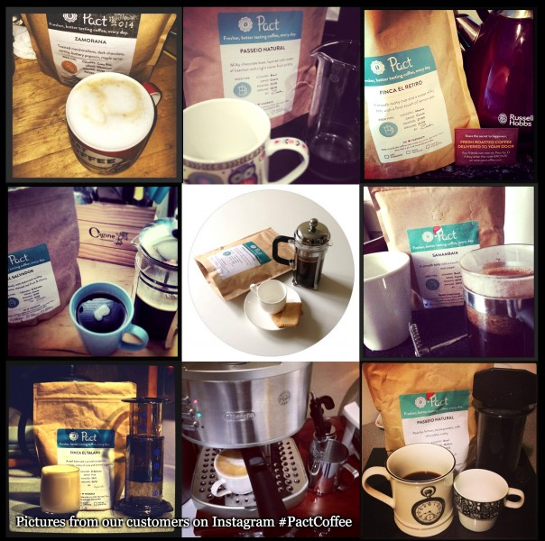 A year in coffee