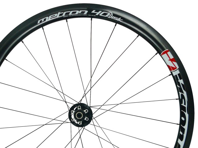 40mm deep disc wheelset