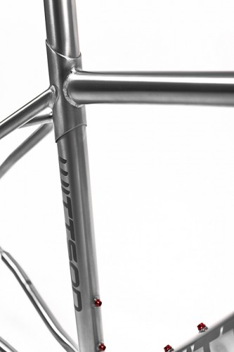 Integrated seatmast: Measure twice, cut once