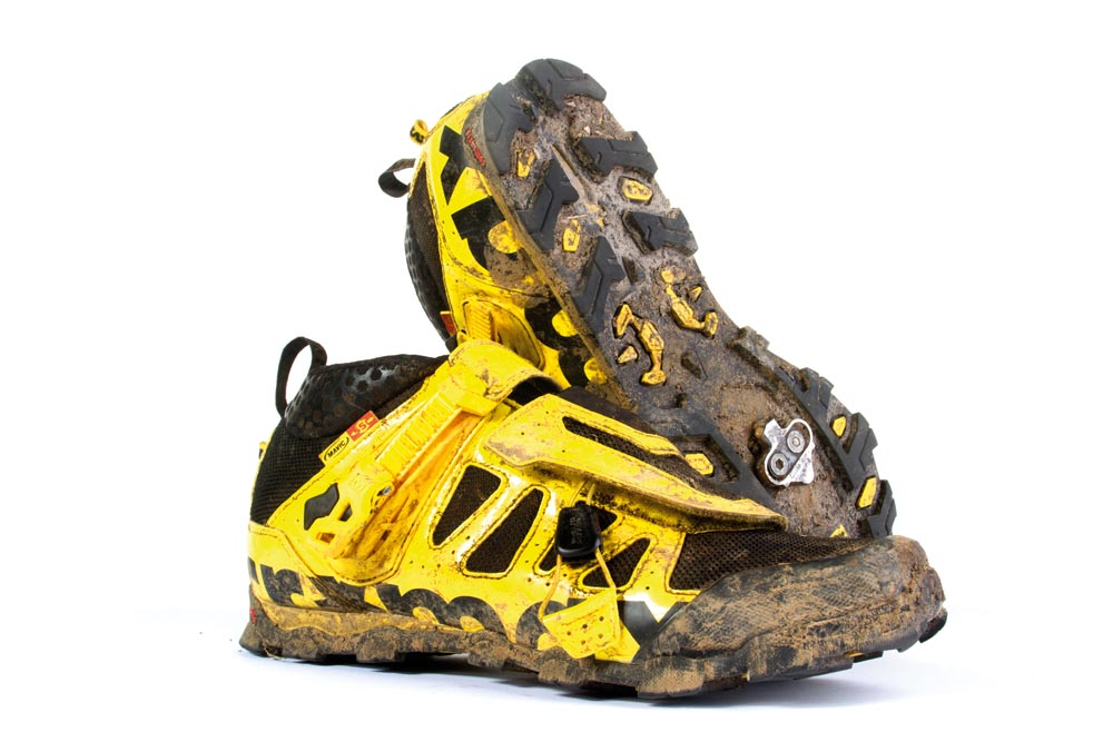 Mavic yellow peril shoes