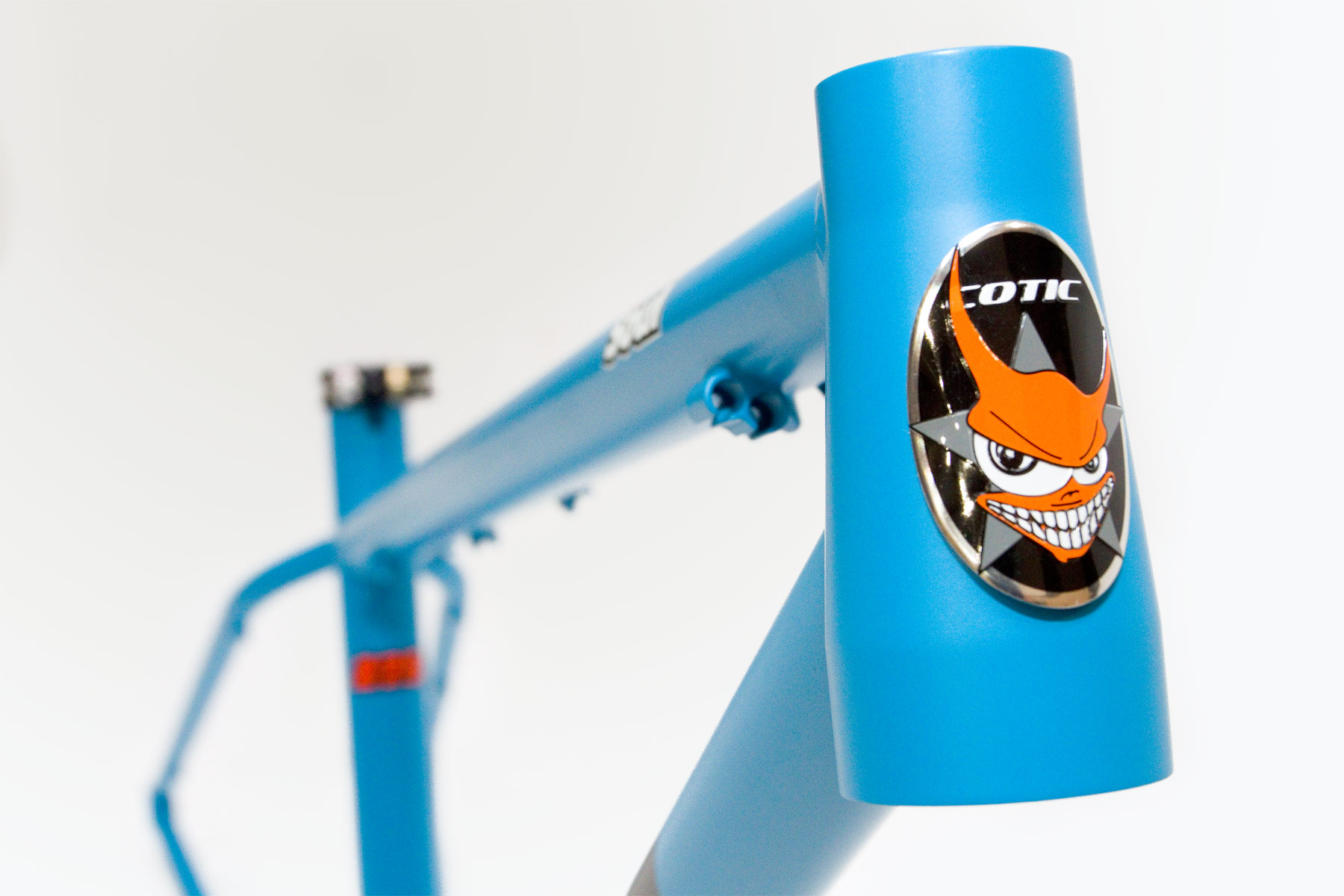 Soul275-tapered-headtube Frame Cotic
