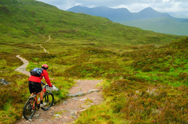 Nothing but possibilities on the West Highland Way