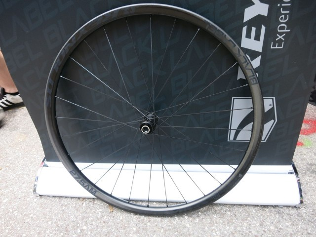 Reynolds Black Label enduro wheels