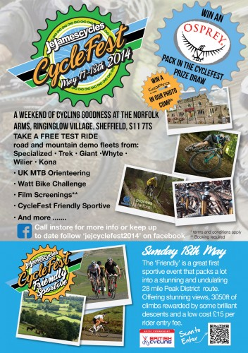cyclefest flyer