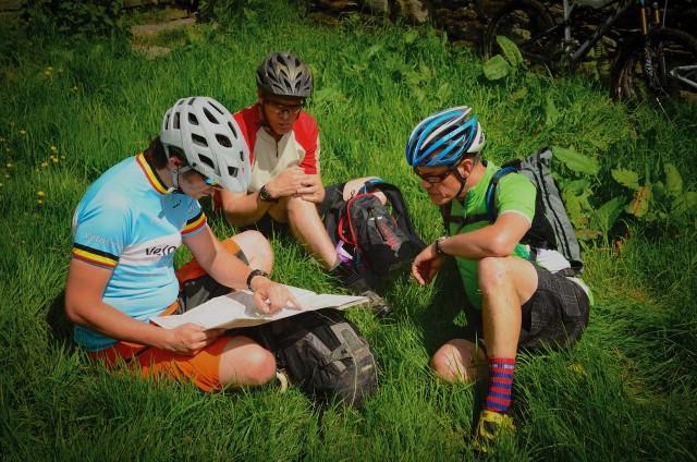 Classic Ride cumbria map reading singletrack magazine