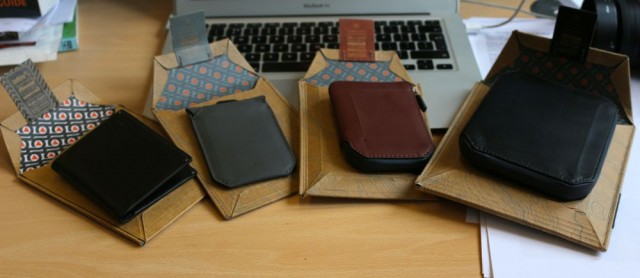 FGF 201 Bellroy wallets