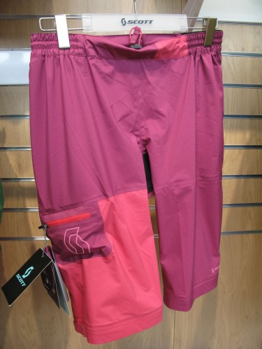 Scott Trail Woman Rainshorts