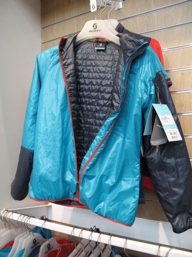 Scott Trail woman Insulated jacket