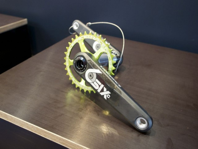 RaceFace Cinch CSix cranks