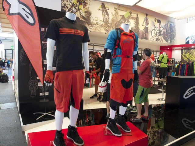 Alpinestar's Trail clothing