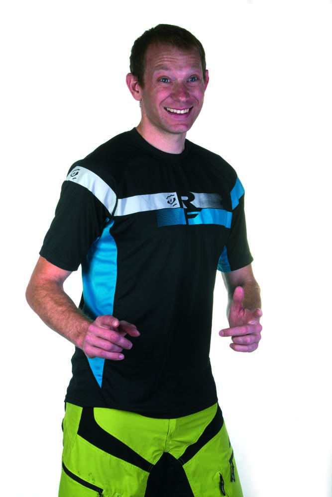 RaceFace jersey