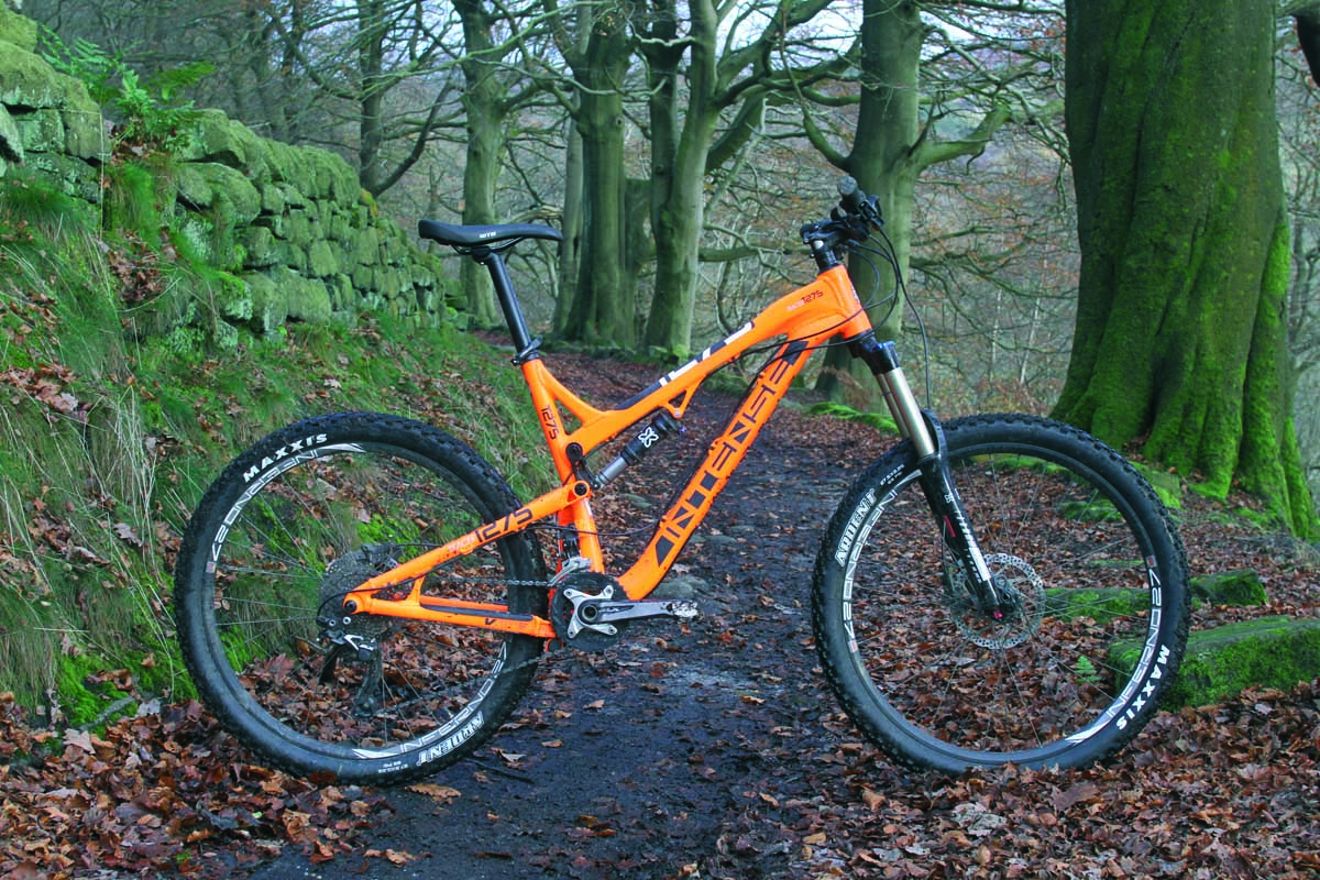 Bikes Page 5 Singletrack Magazine Frame Anthem 275 Blue Orange 2015 M