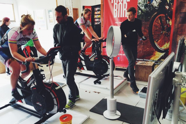 Performance testing with E3 Coaching – feel the burn!