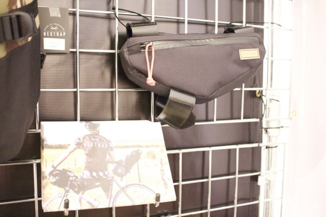 Framebags available with good old fashioned Velcro fastenings