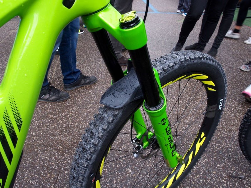 That's a very neat mudguard