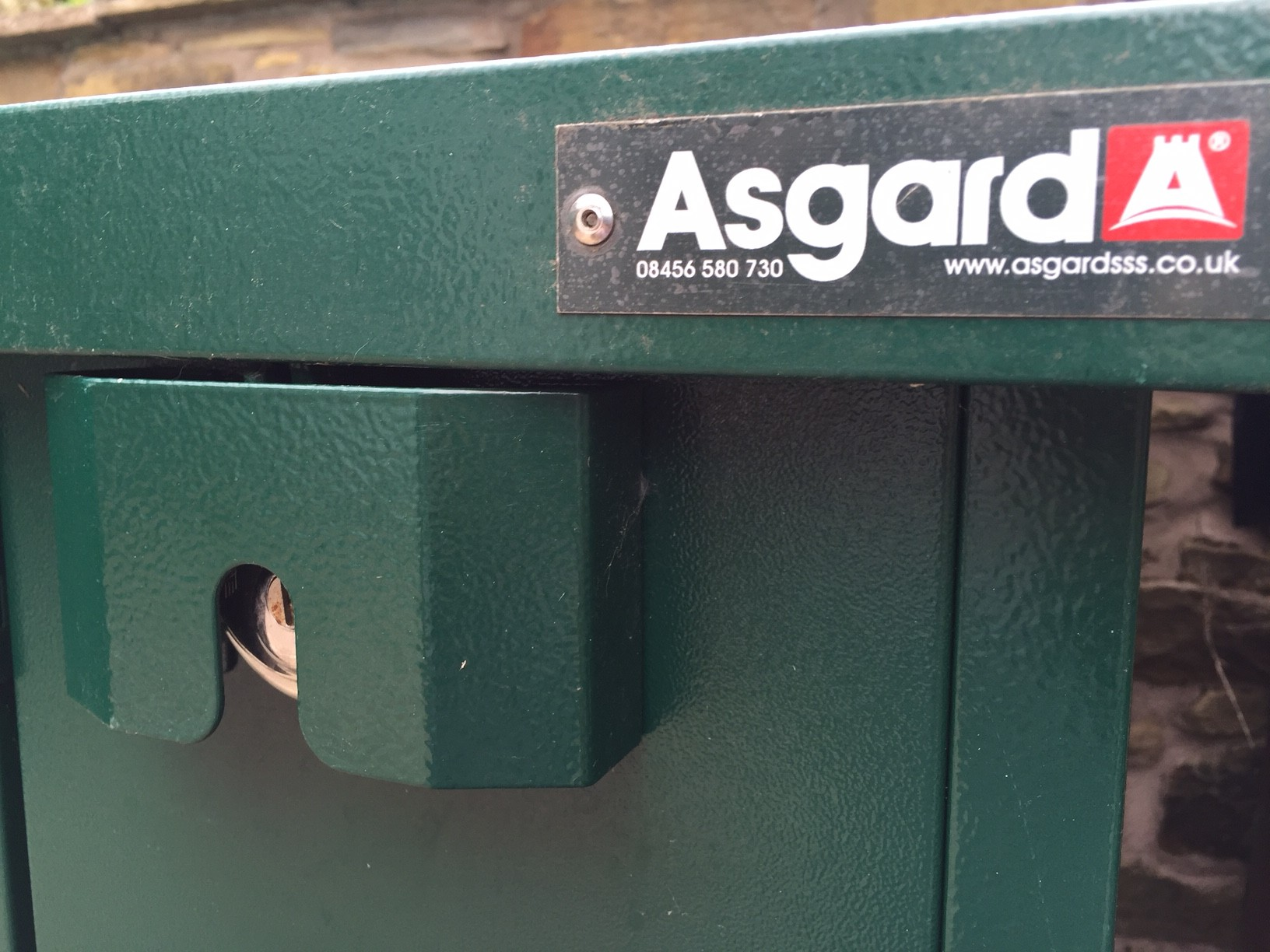 asgard 29r shed bike storage singletrack review