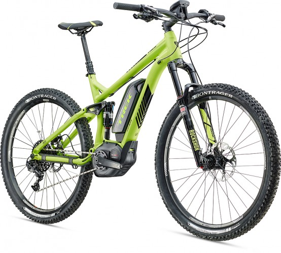Trek Powerfly FS9