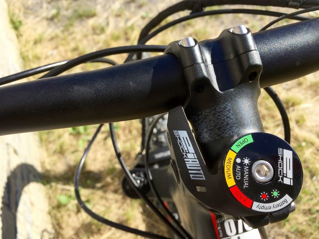 Is it just us that wishes electronic anything on bikes would get just a bit more glam? Some nice shiny sci-fi dials would be good, for starters.