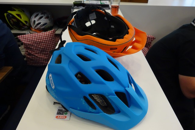 Abus current, top end MTB offering the mountK