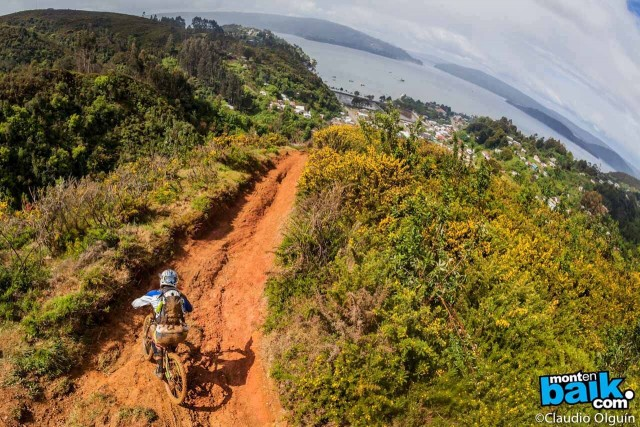 A ride across the Patagonian coastline awaits competitors in round one