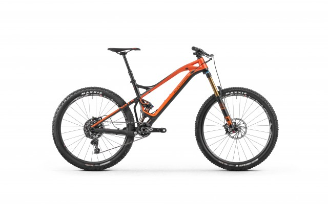 The Carbon XR edition of the Foxy range