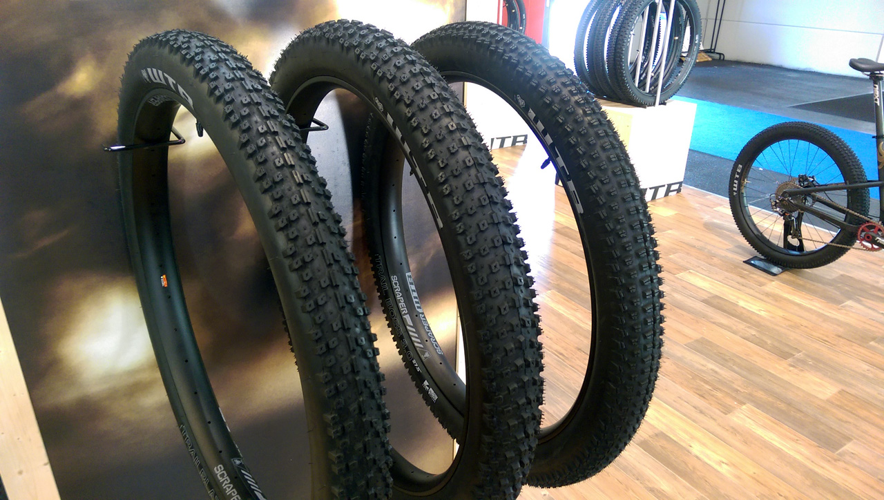 Eurobike 2015: WTB grips and tyres - Singletrack Magazine