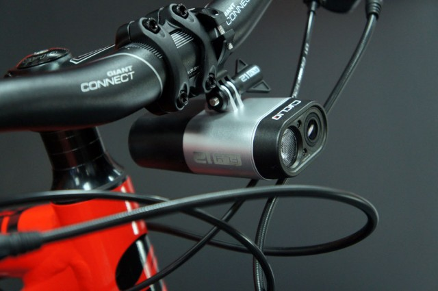 Lights! Camera! Action!! 1080p meets 400 lumens, with an alarm thrown in for good measure.