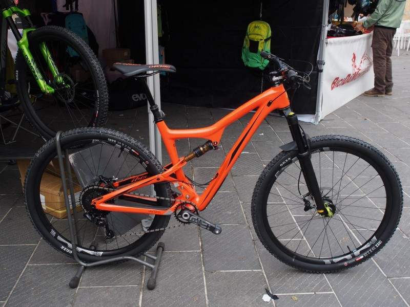 New Ibis Ripley on show