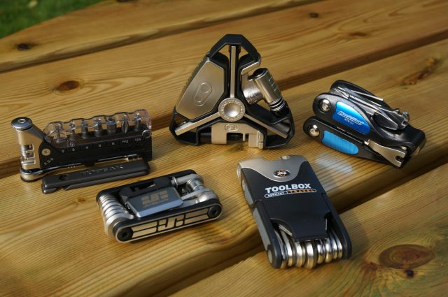 tools tested park sks crank brothers jet black singletrack