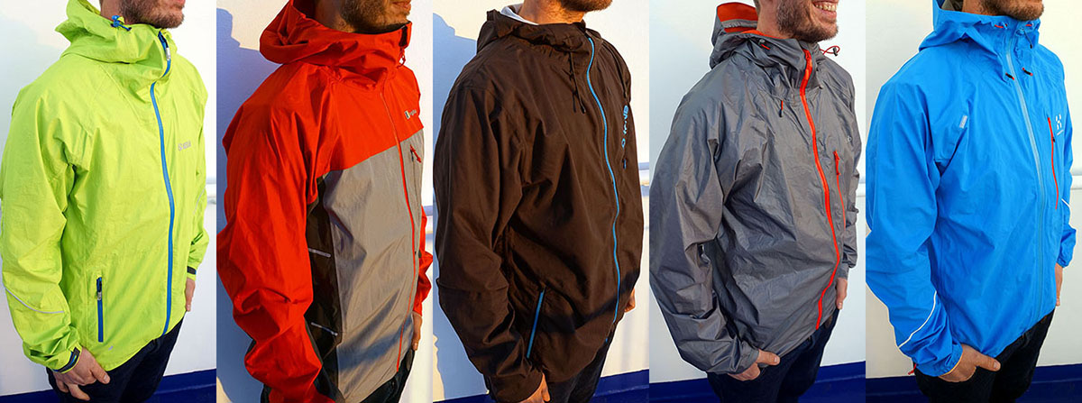 Singletrack Magazine | Buyers Guide: Lightweight Waterproof Jackets