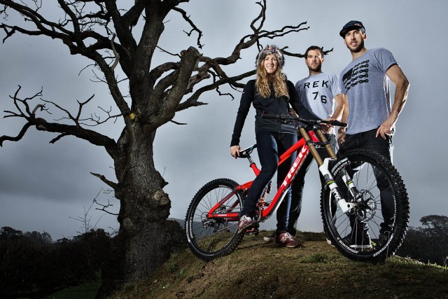 Atherton Racing in Wales, United Kingdom on the 04 November 2015
