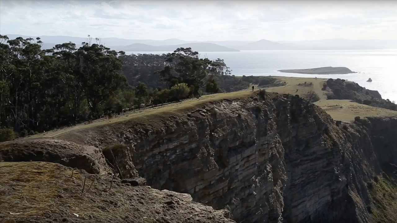 Maria, by Hugh Helleman. Entry to One Month In Tasmania Adventure Film Festival.