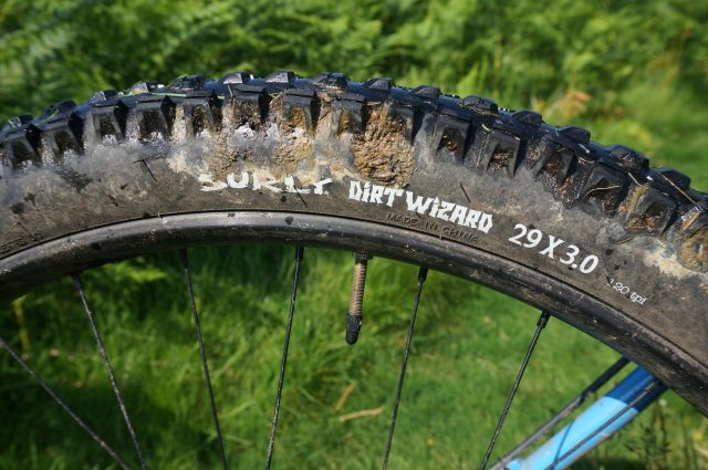 dirt wizard tyre singletrack magazine surly