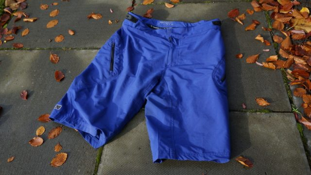Sombrio Highline shorts singletrack magazine