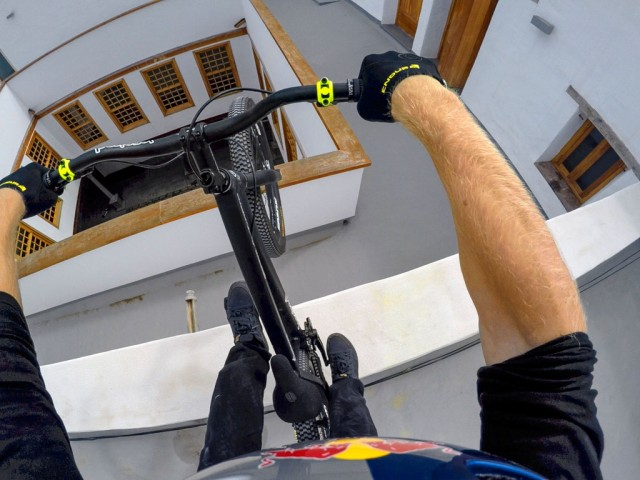 Danny McAskill, Cascadia, rooftops, gopro, headcam, video, red bull