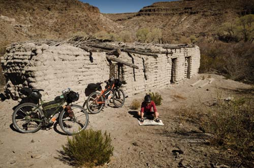 Cass Gilbert Bikepacking Texas Singletrack Magazine