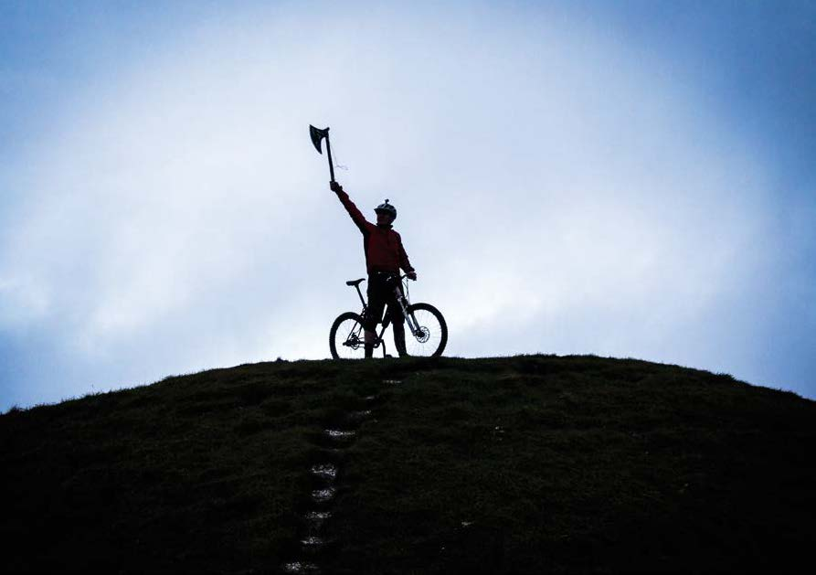 Shortest Day singletrack magazine